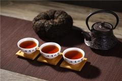 普洱茶熟茶金瓜沱茶